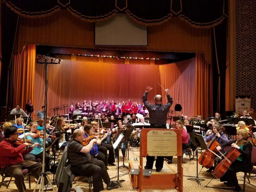 Miami Valley Symphony Orchestra