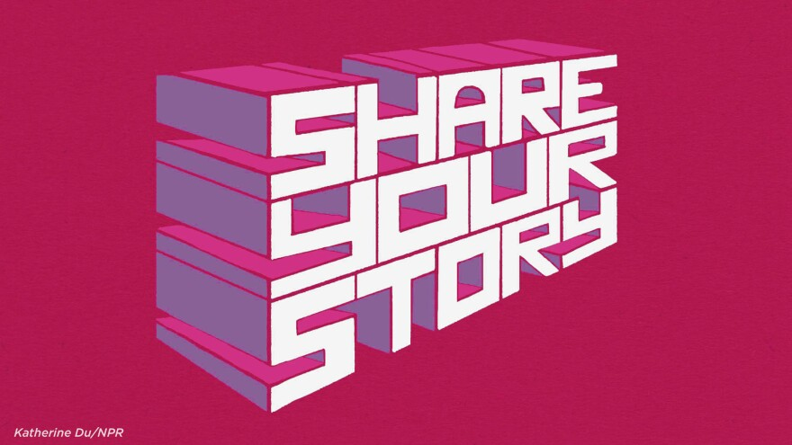 Share your story with NPR Life Kit