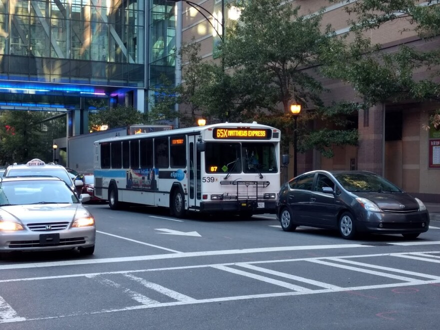 Charlotte Area Transit System plans changes to 20 bus routes in October.