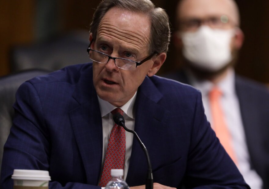 Senate Banking Committee Holds Nominating Hearing For Treasury Special Inspector General For Pandemic Recovery