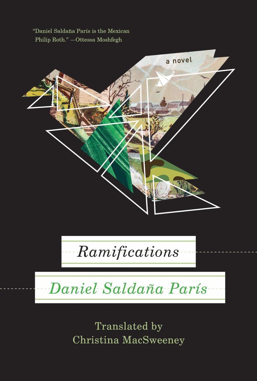 <em>Ramifications</em>, by Daniel Saldaña París