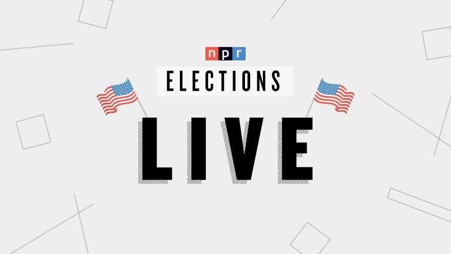 NPR News Elections Live Blog logo
