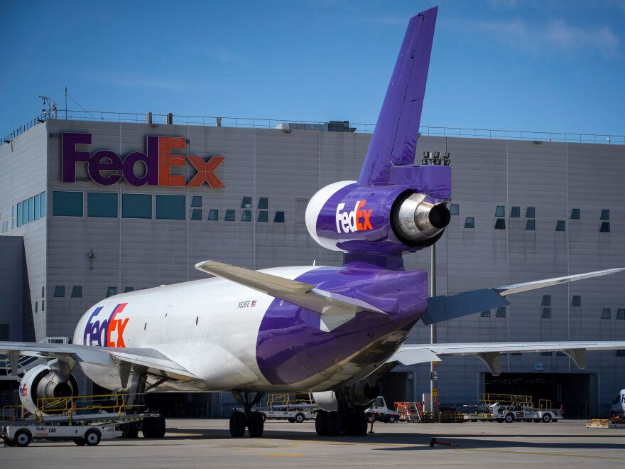 FedEx is suing the U.S. Commerce Department to block it from enforcing export regulations against the giant shipping company.