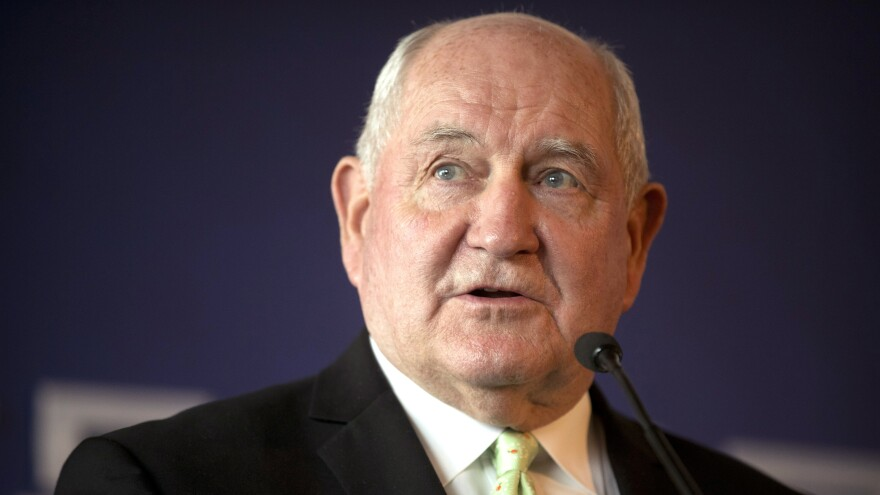 Secretary of Agriculture Sonny Perdue, the designated survivor for State of the Union address, was in a secure and undisclosed location Tuesday night.