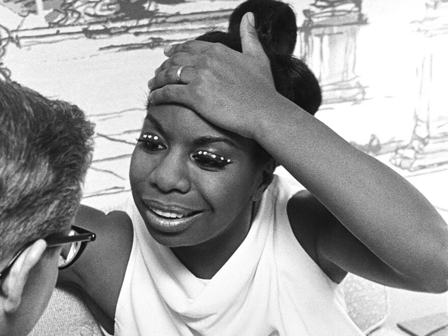 <em>What Happened, Miss Simone?</em>, directed by Liz Garbus, follows singer Nina Simone's story from her Jim Crow childhood to her self-imposed exile abroad.