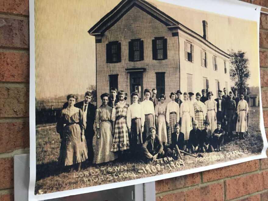 Old Lordstown School