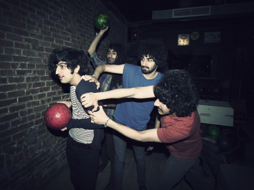 Yellow Dogs, an indie band from Iran, fled to the United States in 2010 to avoid crackdowns on rock music. This past week, the band met tragedy in a murder/suicide.