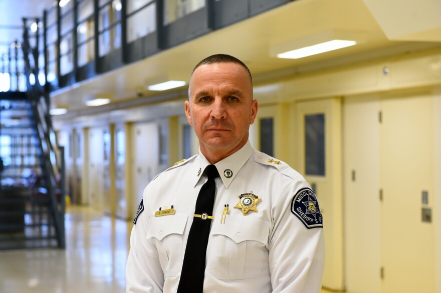 Middlesex County House of Corrections Assistant Deputy Superintendent Scott Chaput was initially skeptical of the prison's P.A.C.T. program but has since seen significant positive changes.