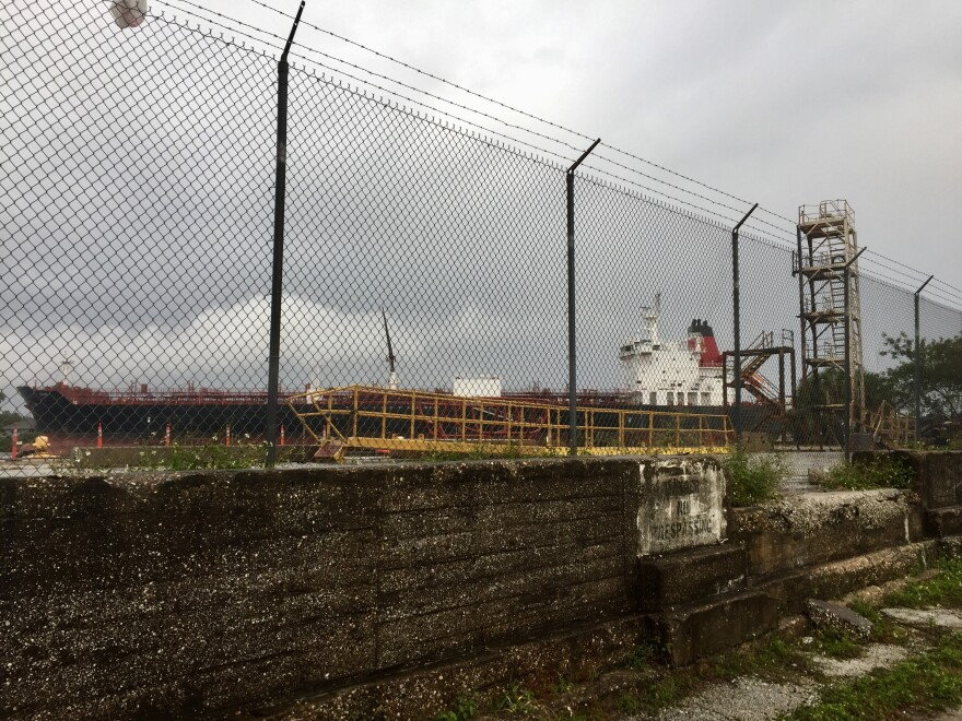 Most industries like those operating at Port Tampa Bay have strict safety measures in place. But mistakes are made, i.e. the sinkhole at a Mosaic fertilizer plant in Mulberry that drained 215 million gal. of contaminated water into Floridia's aquifer.