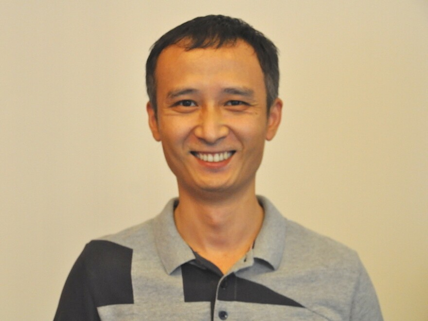 Cheng Yuan is the director of the nonprofit Changsha Funeng, an advocate for public health and discrimination cases in China. In July, police broke into Cheng's home in Shenzhen and detained him.