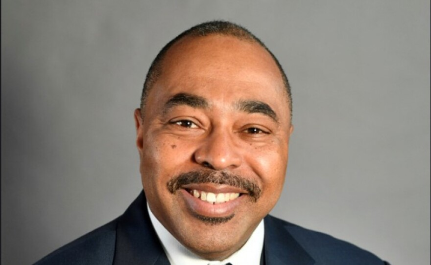 Andrew Jones as seen in a 2021 headshot