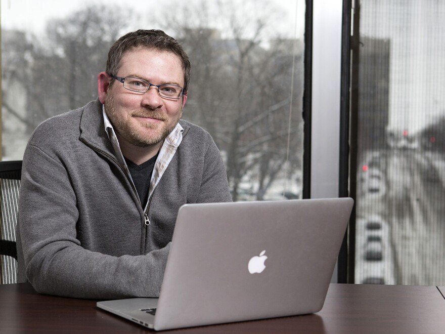 """We really don't have much of a social safety net, and that's terrifying,"" says Matt Nelson, a freelance Web developer in Madison, Wis."