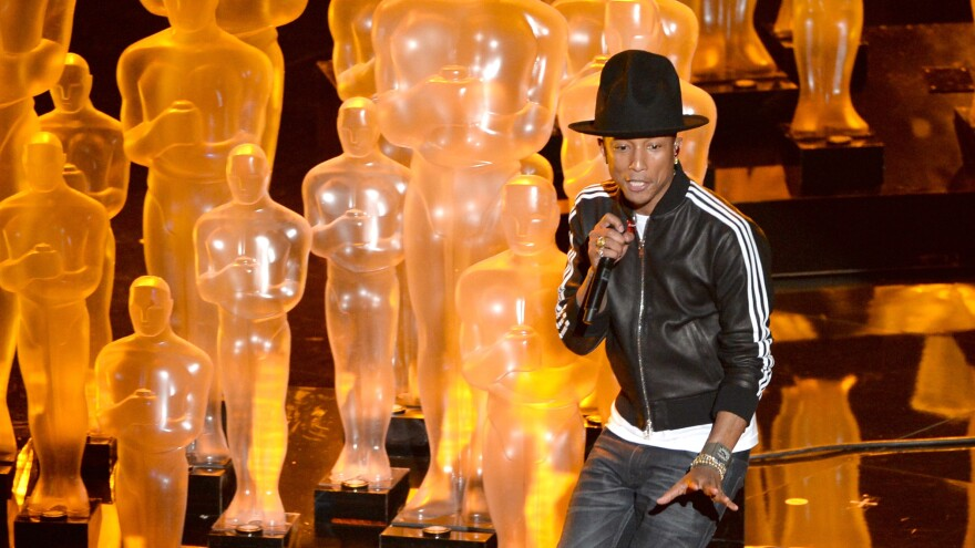 """Is there anyone who can resist dancing when Pharrell Williams sings """"Happy""""? Yes, if you're one of the rare few with specific musical anhedonia."""