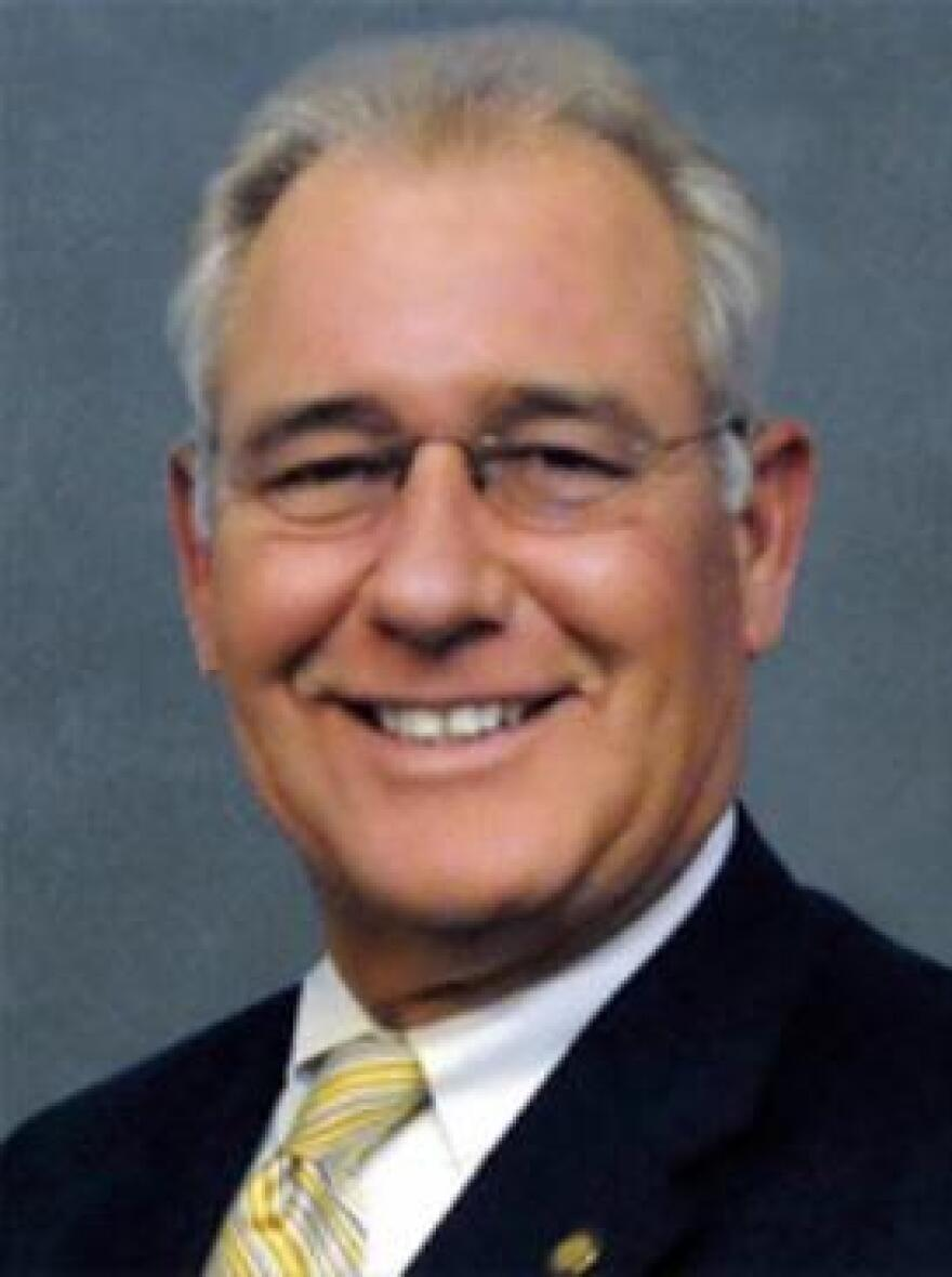 Sen. Greg Evers (R-Baker) is the author of the Senate's prison reform bill.