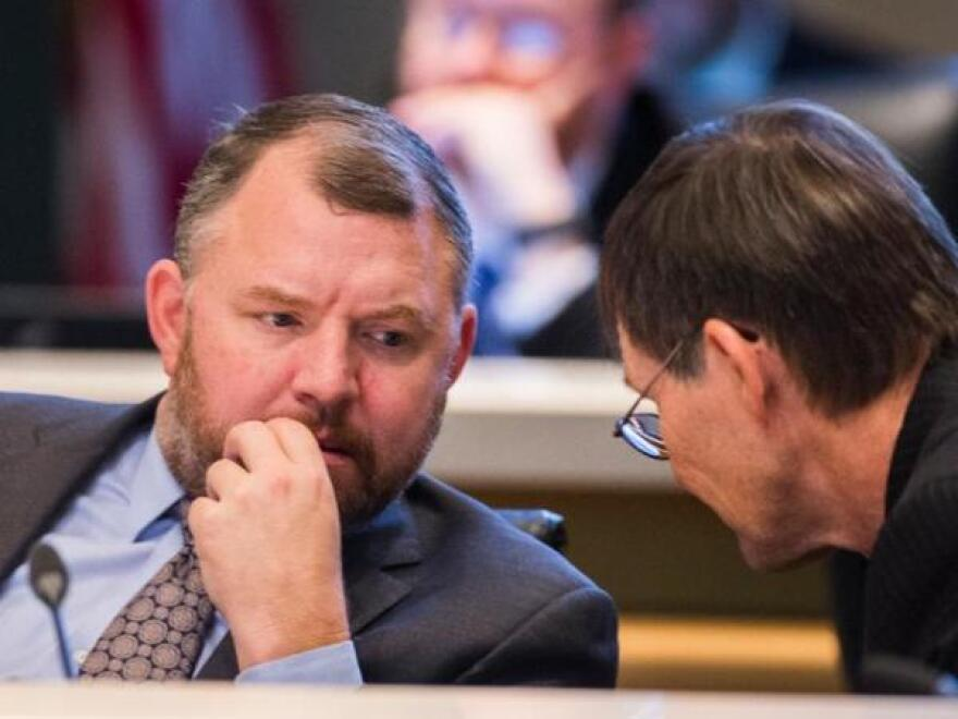 Bill sponsor Rob Bradley, R-Fleming Island, argued local sunscreen bans would discourage people who live and visit Florida from using sunblock to protect themselves and, as result, would put their health at risk.