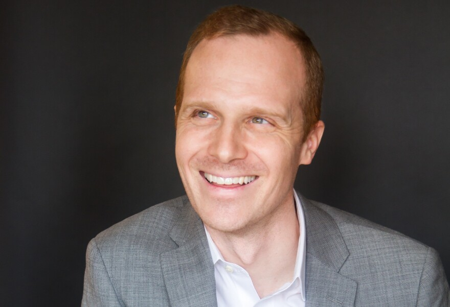 Tom Ridgely co-founded Waterwell theater company 15 years ago. The organization has developed and produced over a dozen world premieres and adaptations of classics. He began working with Shakespeare Festival St. Louis in mid-May.