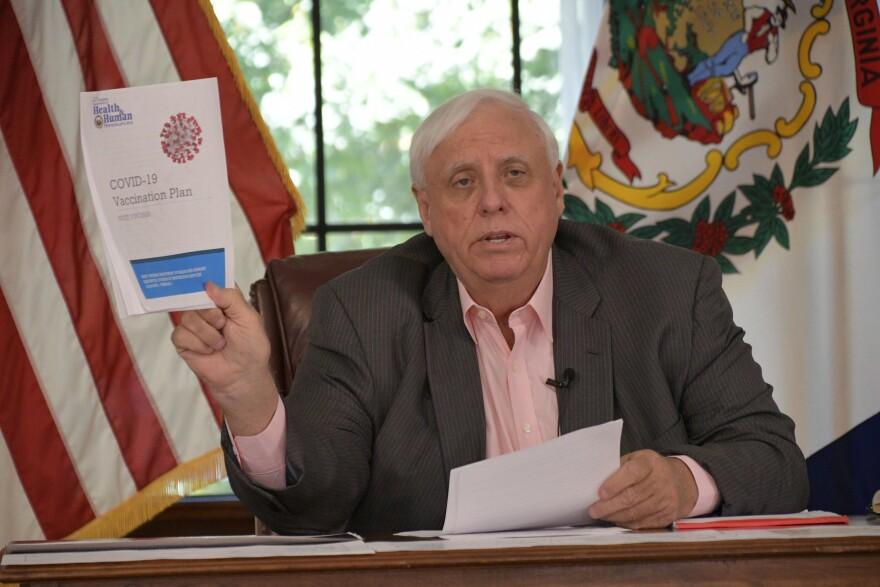 Governor Justice COVID Vaccine Plan - 10172020.jpg
