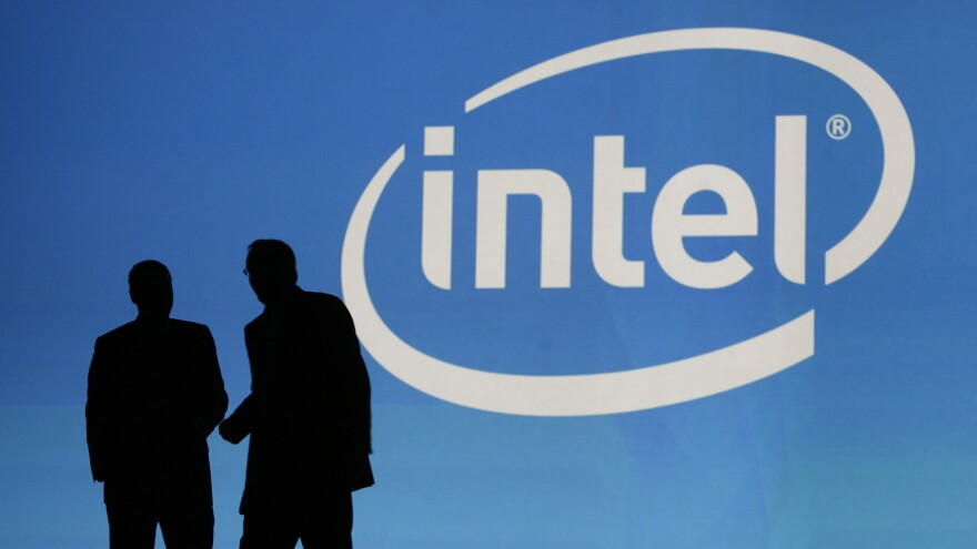 Intel announced last month that it is laying off 11 percent of its workforce. As sales of personal computers decline, the company plans to shift its business to cloud computing.