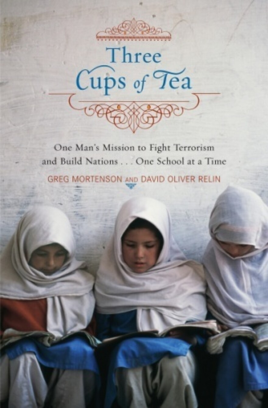 Viking, the publisher of Mortenson's <em>Three Cups of Tea</em>, is looking into the claims made against the book.<em></em>