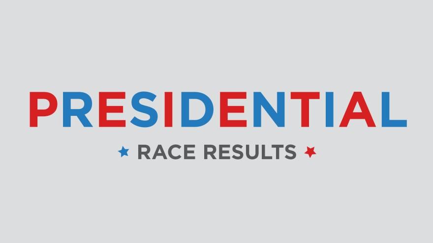 Follow presidential race results.