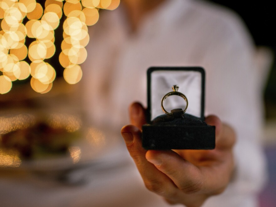 """Marriage proposals are pretty routine at America's high-end restaurants. They can lift the mood in the entire dining room, boost tips and create lifelong customers. Unless the answer is """"no,"""" that is."""