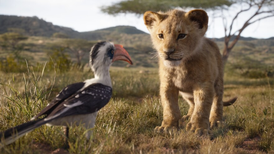 A sophisticated mix of digital imagery and virtual-reality techniques give Disney's <em>Lion King</em> remake the feel of a live-action film. The result plays like a Hollywood blockbuster disguised as a National Geographic documentary.