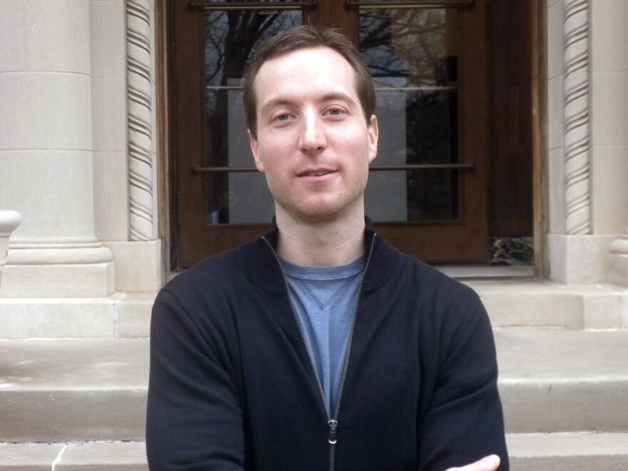 Scott Sheppard of the Carnegie Institution of Science.