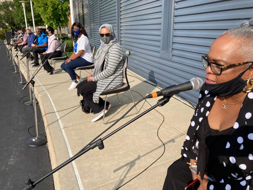 Springfield community leaders gathered in September to discuss how their community can move forward and confront the racial strife and systemic problems facing American society today.