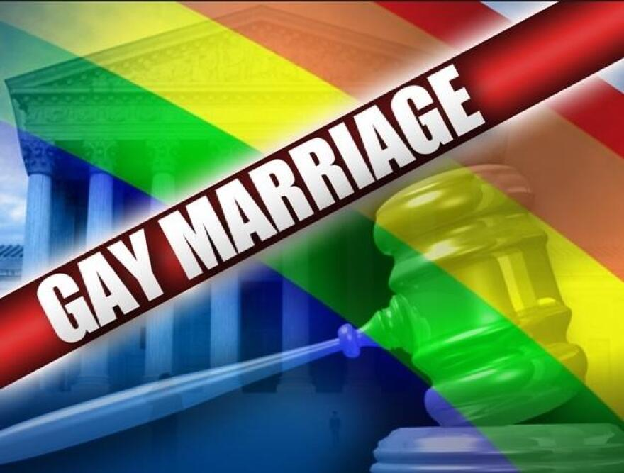 A court ruling against Florida's gay marriage ban was stalled in anticipation of appeals.