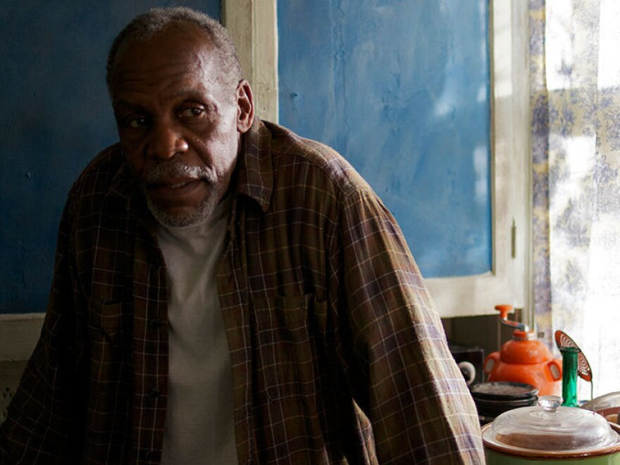 Danny Glover plays Mr. Walker, the head of the black family held hostage by a white supremacist, in <em>Supremacy.</em>