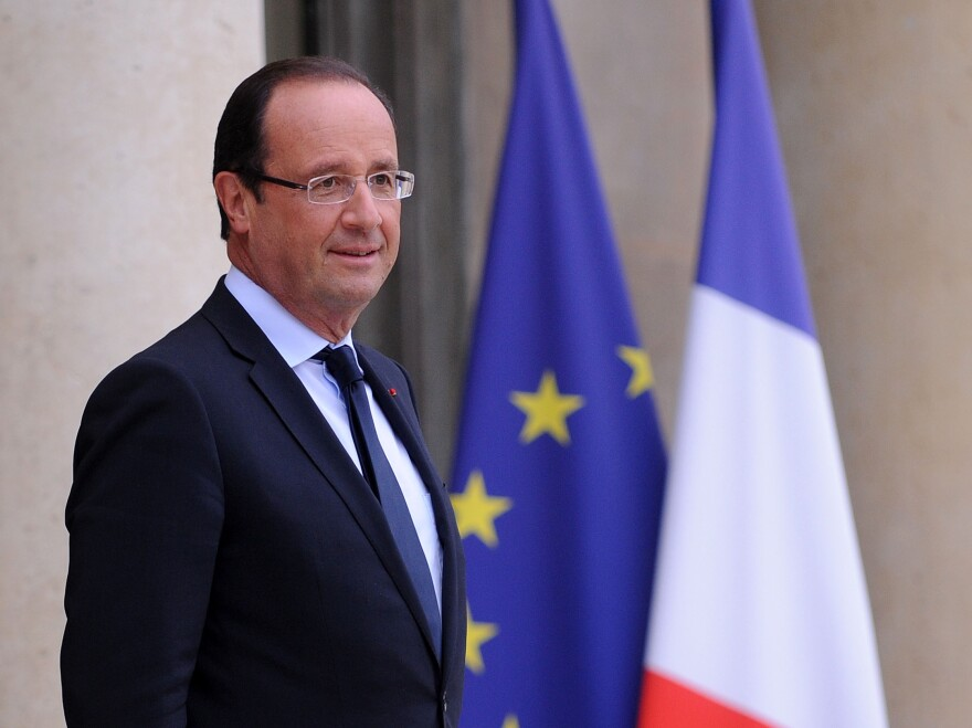 French President Francois Hollande had a bad week with the release of his former partner's memoir of their relationship. Among Valérie Trierweiler's revelations: Hollande, a Socialist, is unsympathetic toward the poor.