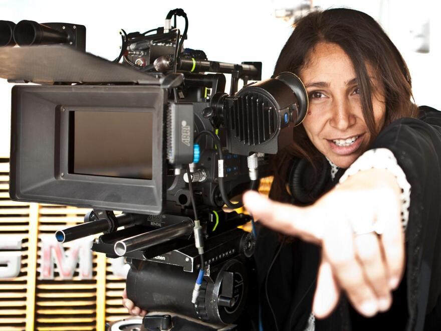 Director Haifaa Al Mansour