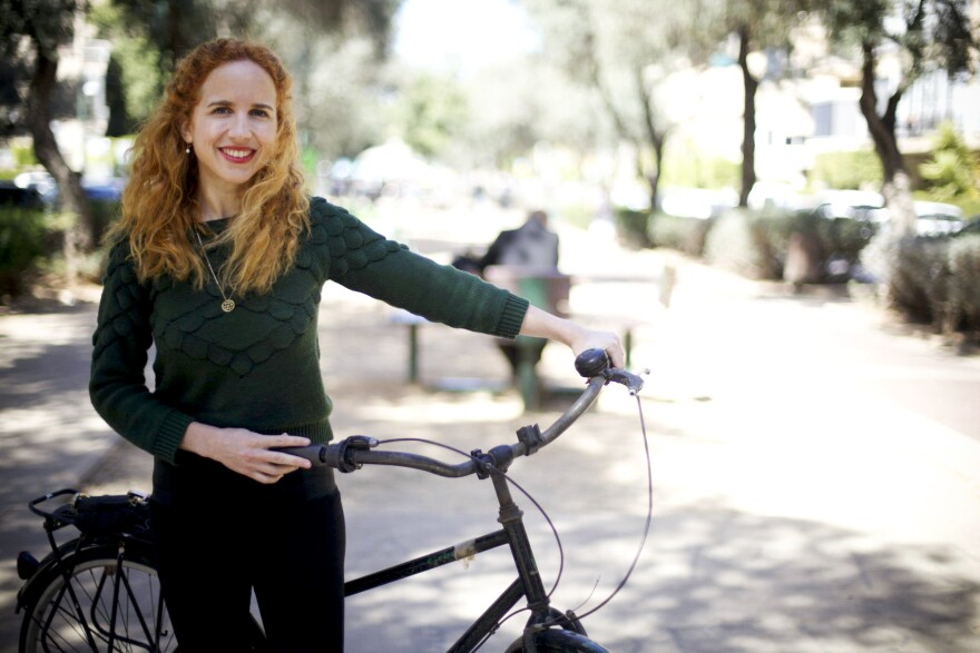 Stav Shaffir, 29, is considered a rising star in the left-leaning Labor Party. She rose to prominence through crowd-sourced investigations of the Israeli government's funding of West Bank settlements.
