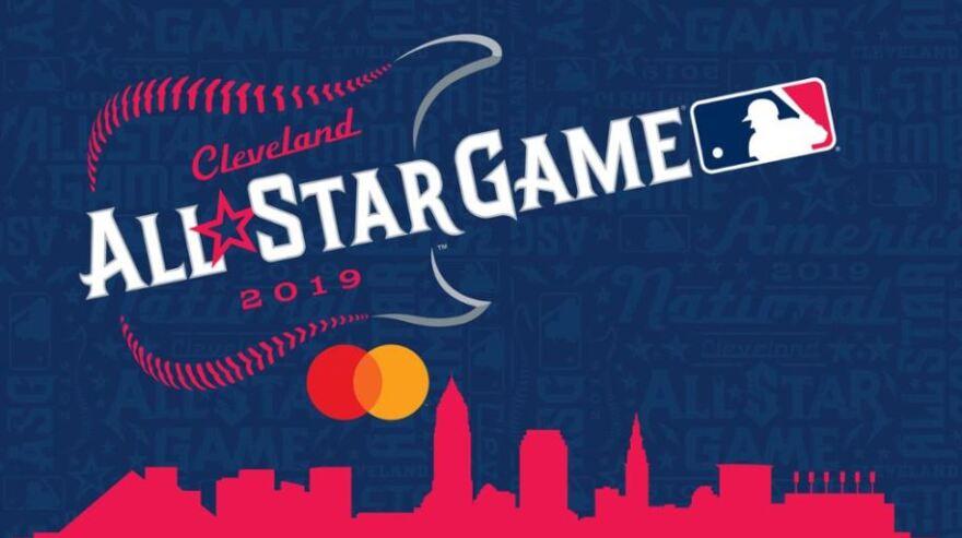 logo for 2019 All-Star game