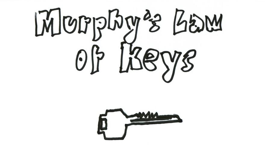 Murphy's Law Of Keys