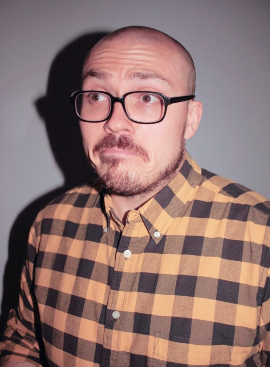 Anthony Fantano, known as TheNeedleDrop on YouTube, is a prominent online music critic.