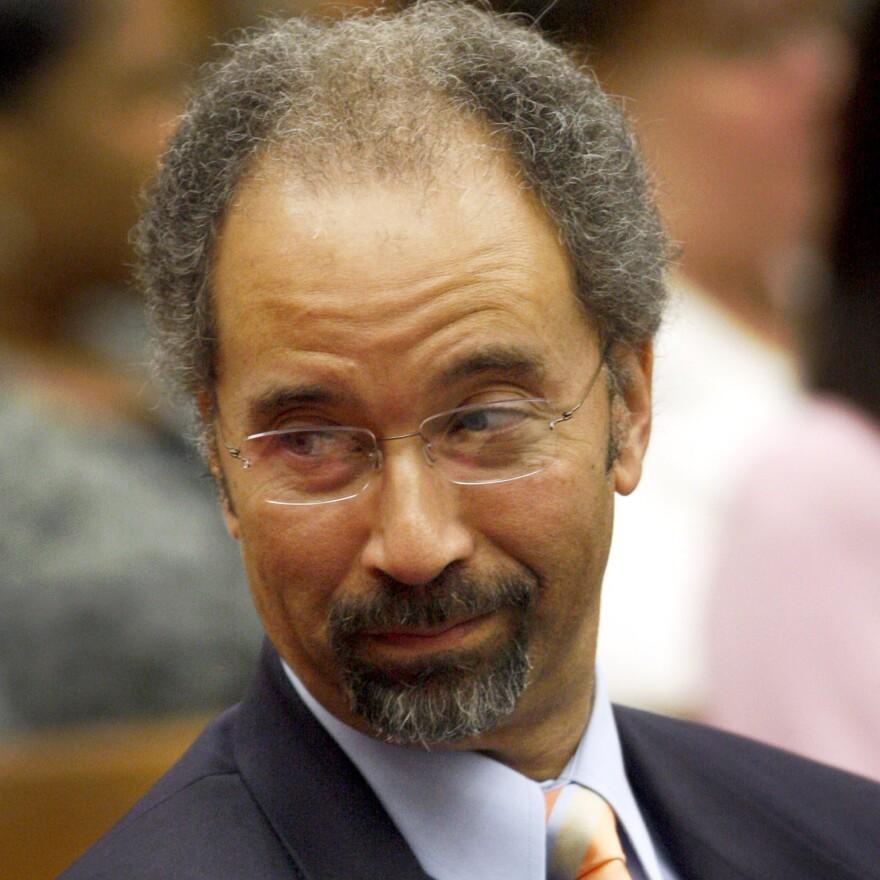 District Judge Richard W. Roberts in 2008.