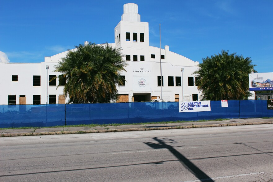 The Tampa Jewish Community Center's roof will be repaired.