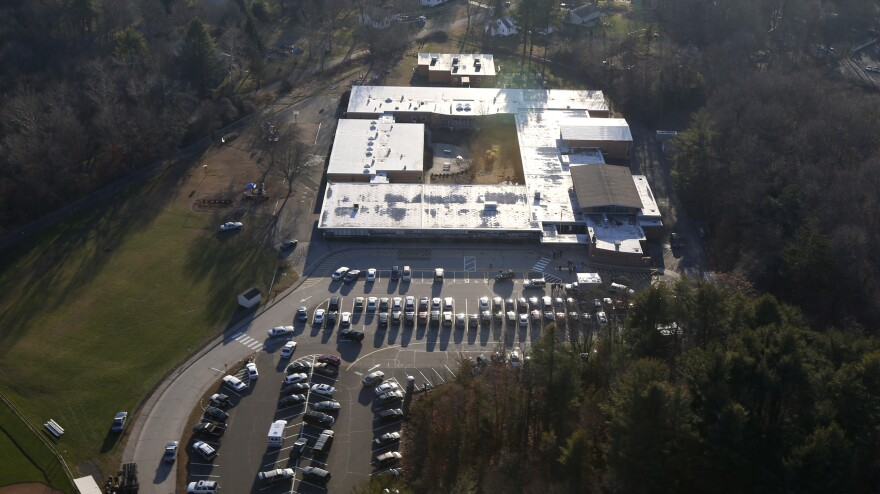 A task force has recommended building an entirely new school in Newtown, Conn., in place of Sandy Hook Elementary School.