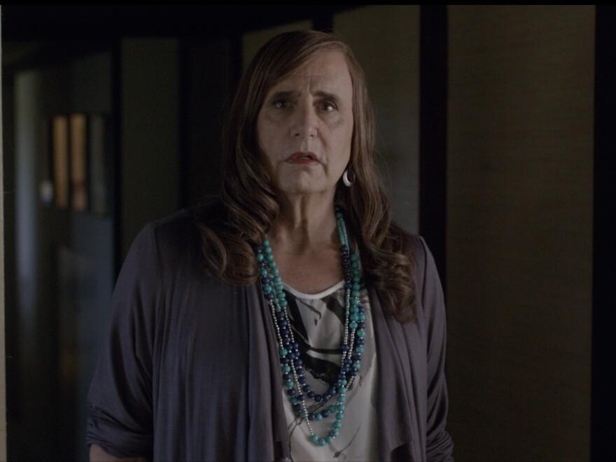 Jeffrey Tambor plays Maura on the drama <em>Transparent</em> on Amazon Prime.