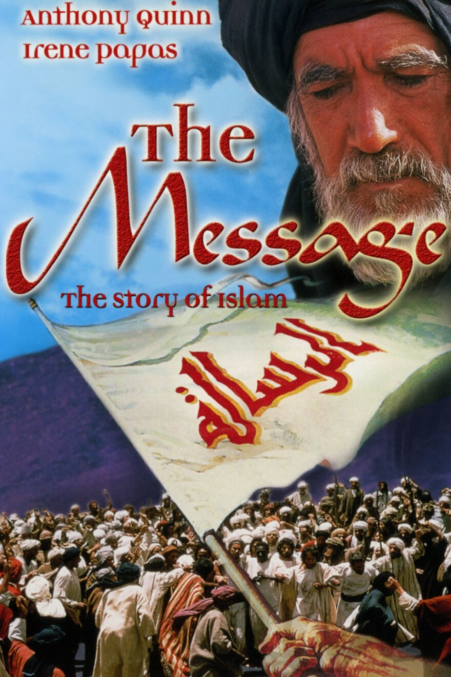 <em>The Message</em>, directed by Moustapha Akkad, was released in 1976 in both English and Arabic versions. <em></em>The film was difficult to make and faced a backlash in part of the Muslim world. It is currently being restored by Moustapha Akkad's son Malek for a high definition rerelease.
