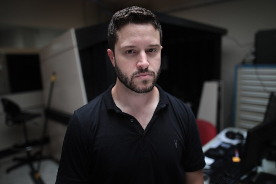 Defense Distributed founder Cody Wilson
