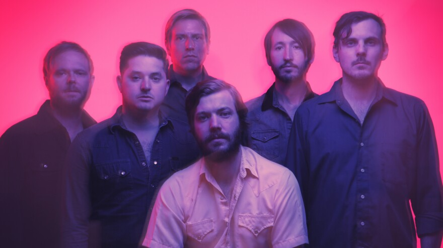 Midlake's new album, <em>Antiphon</em>, comes out Nov. 5.