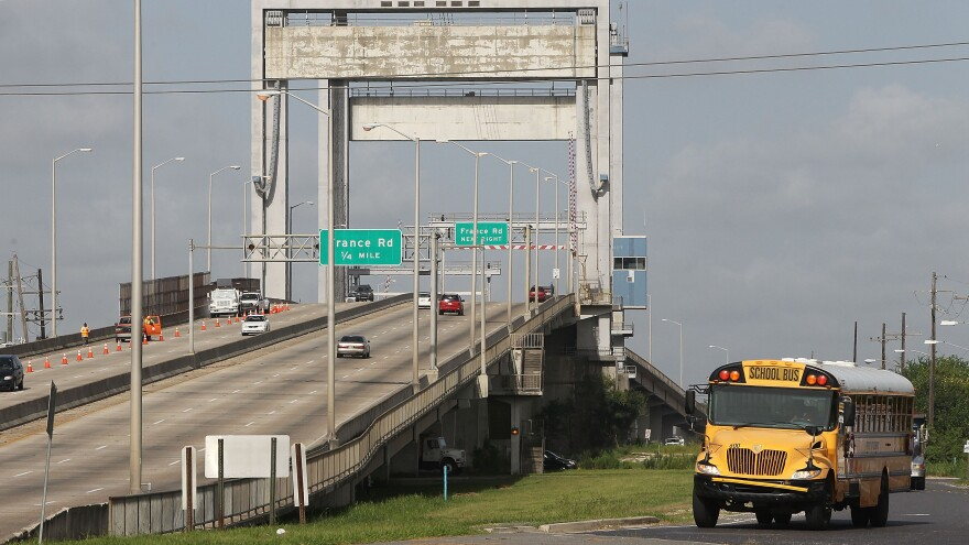 In 2005, the Danziger Bridge was the scene of a police shooting that left two unarmed people dead and several others seriously wounded.