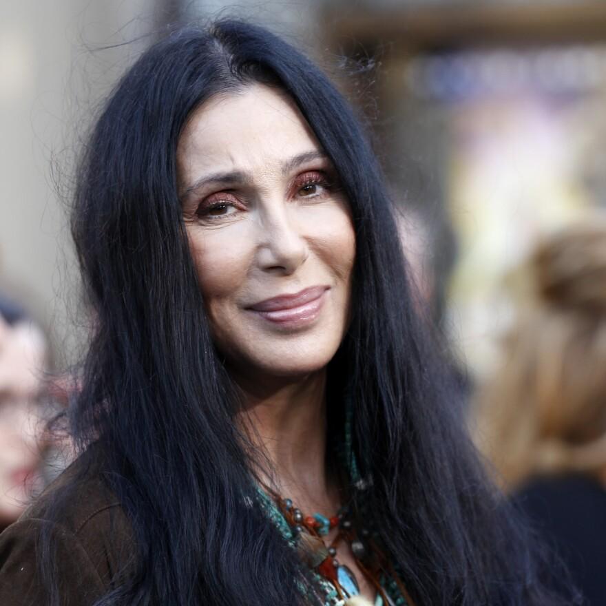 Cher in 2011.