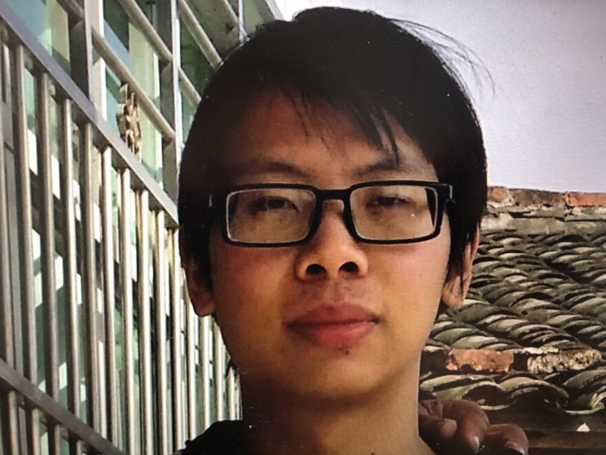 Wu Gejianxiong is a public interest advocate who has been detained at a detention center in Hunan province.