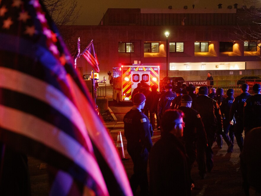 The shooting at Mercy Hospital & Medical Center took the lives of three people. One of them was a physician at the hospital.