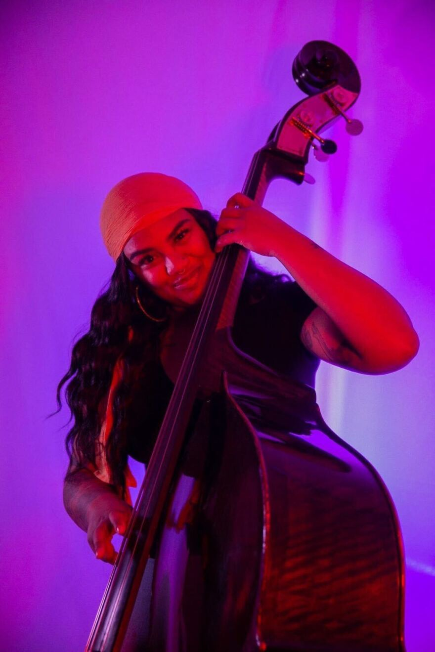 """Tonina Saputo hosts her """"Rooftop Sessions"""" live-stream concerts Fridays at 7 p.m."""
