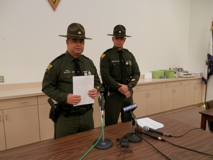 WV State Troopers, WV State Police