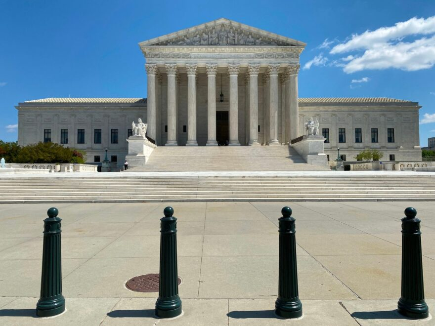 From May 4-May 13, the public will be able to hear audio of Supreme Court arguments live for the first time ever.